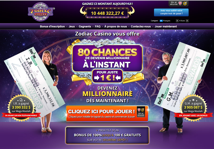 Zodiac casino close account
