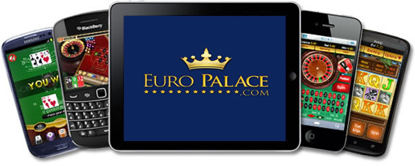 Euro Palace sur Android