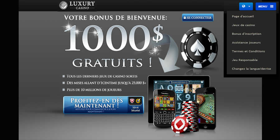 application iphone casino argent reel