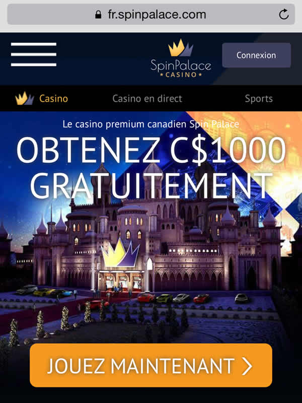 Spin Palace sur Android