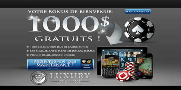 Luxury Casino Canadien